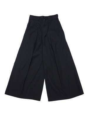 <img class='new_mark_img1' src='//img.shop-pro.jp/img/new/icons14.gif' style='border:none;display:inline;margin:0px;padding:0px;width:auto;' />JieDa BIG TUCK PANTS (BLK)