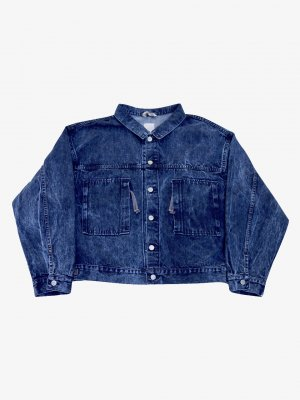 <img class='new_mark_img1' src='//img.shop-pro.jp/img/new/icons14.gif' style='border:none;display:inline;margin:0px;padding:0px;width:auto;' />YSTRDY'S TMRRW JEANS RODEO JACKET (IND)