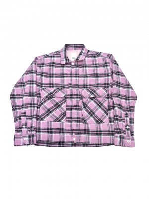<img class='new_mark_img1' src='//img.shop-pro.jp/img/new/icons14.gif' style='border:none;display:inline;margin:0px;padding:0px;width:auto;' />YSTRDY'S TMRRW PLAID 925 SHIRT (PIN)