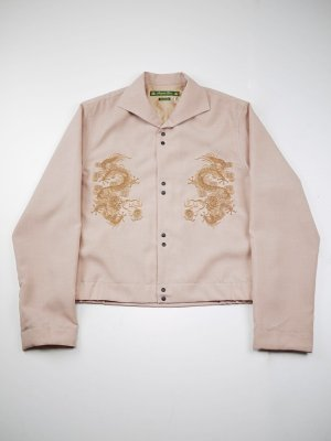 <img class='new_mark_img1' src='//img.shop-pro.jp/img/new/icons14.gif' style='border:none;display:inline;margin:0px;padding:0px;width:auto;' />Sasquatchfabrix. ORIENTAL SHORT LENGTH SHIRT JKT (D/P)