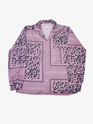 <img class='new_mark_img1' src='//img.shop-pro.jp/img/new/icons14.gif' style='border:none;display:inline;margin:0px;padding:0px;width:auto;' />YSTRDY'S TMRRW YANKEE SHIRT LEOPARD (PIN)