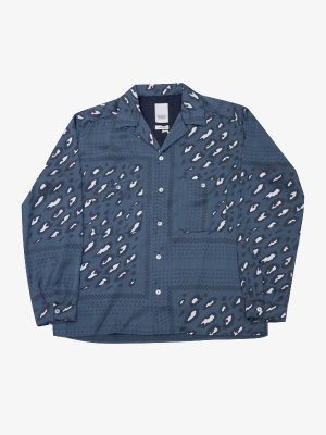 <img class='new_mark_img1' src='//img.shop-pro.jp/img/new/icons14.gif' style='border:none;display:inline;margin:0px;padding:0px;width:auto;' />YSTRDY'S TMRRW YANKEE SHIRT LEOPARD (CHA)