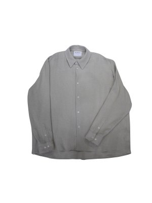 <img class='new_mark_img1' src='//img.shop-pro.jp/img/new/icons16.gif' style='border:none;display:inline;margin:0px;padding:0px;width:auto;' />[60%OFF] HED MAYNER BUTTON SHIRT(F/B)