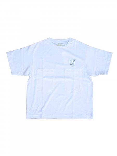 NEON SIGN CRAFTERS T-SHIRT (WHT)