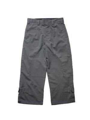 <img class='new_mark_img1' src='//img.shop-pro.jp/img/new/icons14.gif' style='border:none;display:inline;margin:0px;padding:0px;width:auto;' />AiE STRAP PANT TROPICAL WOOL