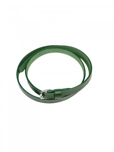 JieDa LEATHER BELT (GRN)