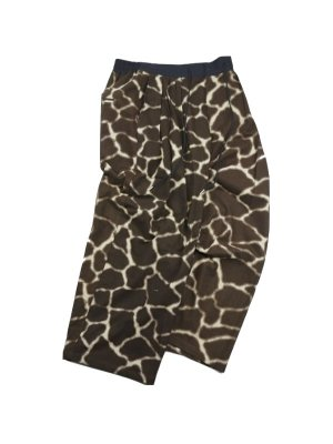 <img class='new_mark_img1' src='//img.shop-pro.jp/img/new/icons14.gif' style='border:none;display:inline;margin:0px;padding:0px;width:auto;' />Sasquatchfabrix. ANIMAL PRINT FLANNEL PANTS (GIR)