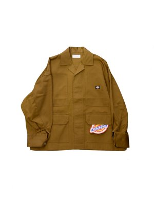 <img class='new_mark_img1' src='//img.shop-pro.jp/img/new/icons14.gif' style='border:none;display:inline;margin:0px;padding:0px;width:auto;' />JieDa × Dickies COVER ALL (BRO)