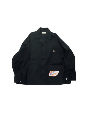 <img class='new_mark_img1' src='//img.shop-pro.jp/img/new/icons14.gif' style='border:none;display:inline;margin:0px;padding:0px;width:auto;' />JieDa × Dickies COVER ALL (BLK)