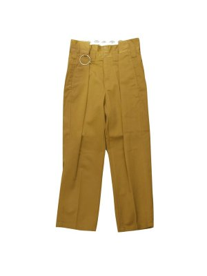 <img class='new_mark_img1' src='//img.shop-pro.jp/img/new/icons14.gif' style='border:none;display:inline;margin:0px;padding:0px;width:auto;' />JieDa × Dickies REMAKE TUCK SLACKS (BRO)