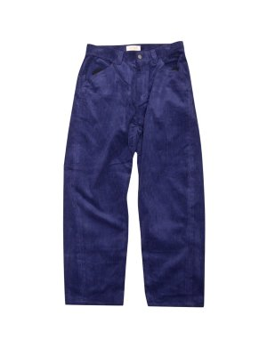 <img class='new_mark_img1' src='//img.shop-pro.jp/img/new/icons14.gif' style='border:none;display:inline;margin:0px;padding:0px;width:auto;' />JieDa BAGGY CORDUROY PANTS (NAV)