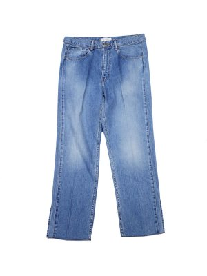 <img class='new_mark_img1' src='//img.shop-pro.jp/img/new/icons14.gif' style='border:none;display:inline;margin:0px;padding:0px;width:auto;' />JieDa SIDE SLIT DENIM PANTS (IND)