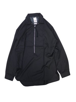 <img class='new_mark_img1' src='//img.shop-pro.jp/img/new/icons14.gif' style='border:none;display:inline;margin:0px;padding:0px;width:auto;' />YSTRDY'S TMRRW HALF ZIP GROWN UP SHIRT (BLK)