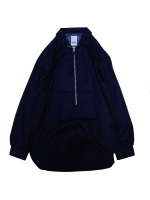 <img class='new_mark_img1' src='//img.shop-pro.jp/img/new/icons14.gif' style='border:none;display:inline;margin:0px;padding:0px;width:auto;' />YSTRDY'S TMRRW HALF ZIP GROWN UP SHIRT (NAV)