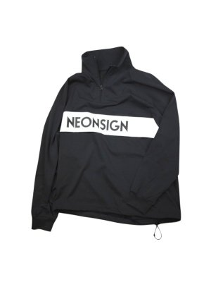 <img class='new_mark_img1' src='//img.shop-pro.jp/img/new/icons47.gif' style='border:none;display:inline;margin:0px;padding:0px;width:auto;' />NEON SIGN ANORAK SWEAT (BLK)