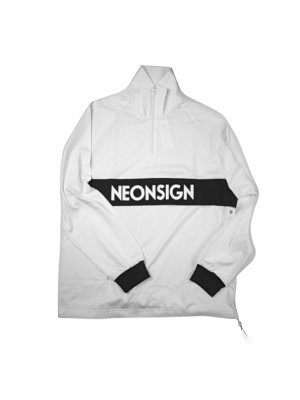 <img class='new_mark_img1' src='//img.shop-pro.jp/img/new/icons14.gif' style='border:none;display:inline;margin:0px;padding:0px;width:auto;' />NEON SIGN ANORAK SWEAT (BWH)