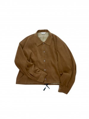 <img class='new_mark_img1' src='//img.shop-pro.jp/img/new/icons14.gif' style='border:none;display:inline;margin:0px;padding:0px;width:auto;' />JieDa SATIN COACH JACKET (CAM)