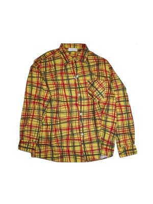 "<img class='new_mark_img1' src='//img.shop-pro.jp/img/new/icons14.gif' style='border:none;display:inline;margin:0px;padding:0px;width:auto;' />NEON SIGN FLANNEL SHIRT ""UNIVERSAL CHECK"" (CYE)"