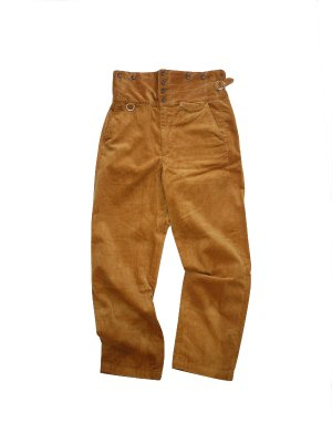 <img class='new_mark_img1' src='//img.shop-pro.jp/img/new/icons14.gif' style='border:none;display:inline;margin:0px;padding:0px;width:auto;' />AiE HWD PANT - 6W COTTON CORDUROY (CHE)