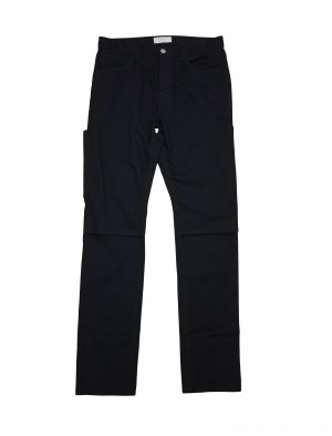 <img class='new_mark_img1' src='//img.shop-pro.jp/img/new/icons14.gif' style='border:none;display:inline;margin:0px;padding:0px;width:auto;' />JieDa OW 2WAY SLIM DENIM PANTS (BLK)