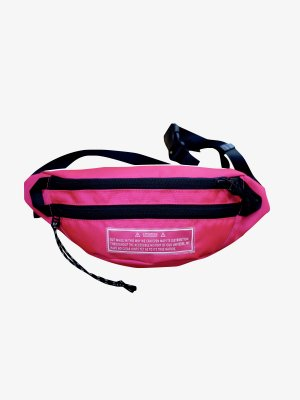 <img class='new_mark_img1' src='//img.shop-pro.jp/img/new/icons16.gif' style='border:none;display:inline;margin:0px;padding:0px;width:auto;' />[50%OFF] JieDa WAIST BAG (PIN)