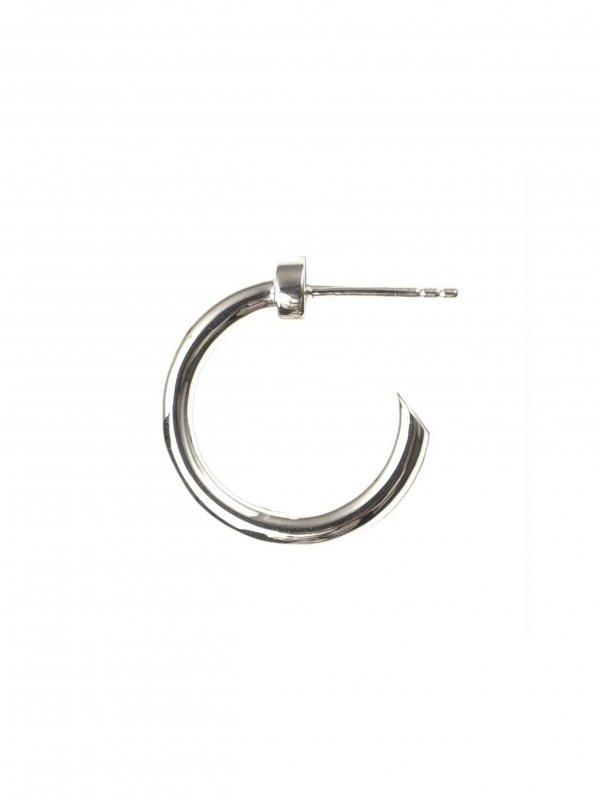 EPHEMERAL stud hoop pierce (silver 925)