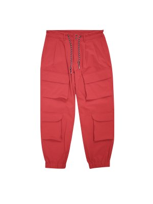<img class='new_mark_img1' src='//img.shop-pro.jp/img/new/icons14.gif' style='border:none;display:inline;margin:0px;padding:0px;width:auto;' />JieDa  CARGO EASY PANTS (RED)