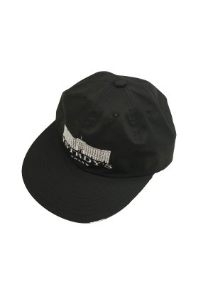 <img class='new_mark_img1' src='//img.shop-pro.jp/img/new/icons14.gif' style='border:none;display:inline;margin:0px;padding:0px;width:auto;' />YSTRDY'S TMRRW TWILL PALACE CAP (BLK)