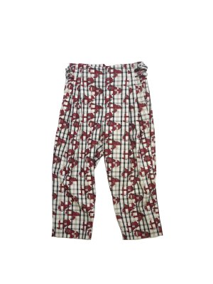 <img class='new_mark_img1' src='//img.shop-pro.jp/img/new/icons16.gif' style='border:none;display:inline;margin:0px;padding:0px;width:auto;' />[40%OFF] KANIZSA CROPPED PANT