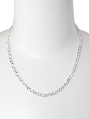 EPHEMERAL switching chain necklace (silver 925)