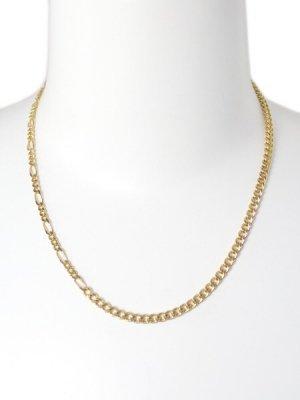 EPHEMERAL switching chain necklace (18k coating)