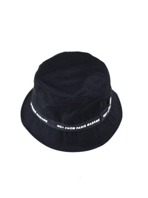<img class='new_mark_img1' src='//img.shop-pro.jp/img/new/icons14.gif' style='border:none;display:inline;margin:0px;padding:0px;width:auto;' />DROLE DE MONSIEUR NFPM BUCKET HAT