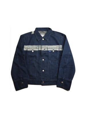 <img class='new_mark_img1' src='//img.shop-pro.jp/img/new/icons16.gif' style='border:none;display:inline;margin:0px;padding:0px;width:auto;' />[40%OFF] kudos LINED DENIM BLOUSON (IND)