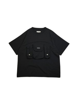 <img class='new_mark_img1' src='//img.shop-pro.jp/img/new/icons14.gif' style='border:none;display:inline;margin:0px;padding:0px;width:auto;' />NEON SIGN CHESTBAG T-SHIRT (ABK)
