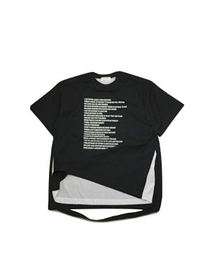 "<img class='new_mark_img1' src='//img.shop-pro.jp/img/new/icons14.gif' style='border:none;display:inline;margin:0px;padding:0px;width:auto;' />NEON SIGN TRIPLE MIX T-SHIRT ""POEM & LONER"" A (BLK)"