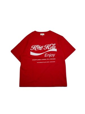 <img class='new_mark_img1' src='//img.shop-pro.jp/img/new/icons14.gif' style='border:none;display:inline;margin:0px;padding:0px;width:auto;' />NEON SIGN KOKAKOLA T-SHIRT (RED)