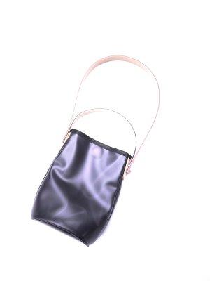 [50%OFF] macromauro OBAL BAG SMALL (BLK)