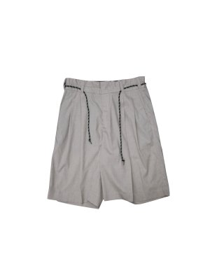<img class='new_mark_img1' src='//img.shop-pro.jp/img/new/icons16.gif' style='border:none;display:inline;margin:0px;padding:0px;width:auto;' />[70%OFF] JieDa  SLACKS SHORTS (BEI)