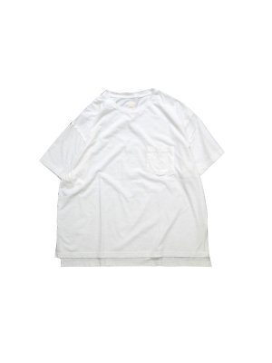 <img class='new_mark_img1' src='//img.shop-pro.jp/img/new/icons14.gif' style='border:none;display:inline;margin:0px;padding:0px;width:auto;' />YSTRDY'S TMRRW BAGGY TEE S/S (WHT)