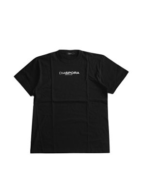 <img class='new_mark_img1' src='//img.shop-pro.jp/img/new/icons14.gif' style='border:none;display:inline;margin:0px;padding:0px;width:auto;' />Diaspora skateboards BM Logo Tee (BLK)