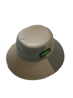 <img class='new_mark_img1' src='//img.shop-pro.jp/img/new/icons14.gif' style='border:none;display:inline;margin:0px;padding:0px;width:auto;' />JieDa SWITCHING LONG BRIM BUCKET HAT (BEI)