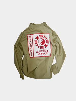 <img class='new_mark_img1' src='https://img.shop-pro.jp/img/new/icons16.gif' style='border:none;display:inline;margin:0px;padding:0px;width:auto;' />[40%OFF] shei shei co.LTD シェイシェイ COACH JACKET (BEI)
