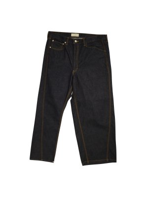 <img class='new_mark_img1' src='//img.shop-pro.jp/img/new/icons16.gif' style='border:none;display:inline;margin:0px;padding:0px;width:auto;' />[50%OFF] JieDa ASYMMETRY DENIM PANTS (OW IND)