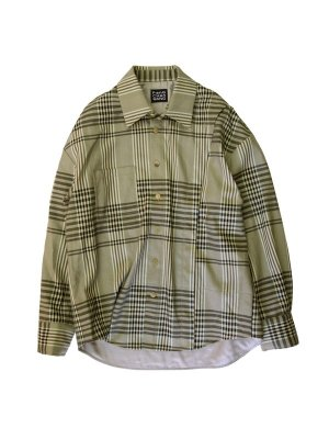 <img class='new_mark_img1' src='//img.shop-pro.jp/img/new/icons14.gif' style='border:none;display:inline;margin:0px;padding:0px;width:auto;' />Feng Chen Wang DETACHABLE DETAIL OVERSHIRT
