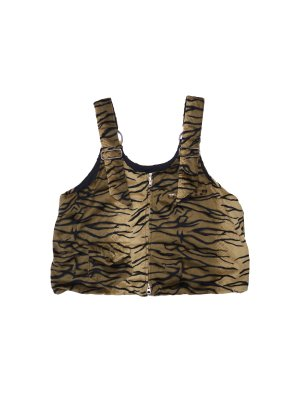 <img class='new_mark_img1' src='https://img.shop-pro.jp/img/new/icons16.gif' style='border:none;display:inline;margin:0px;padding:0px;width:auto;' />[40%OFF] AiE DSD VEST - PRINT FUR