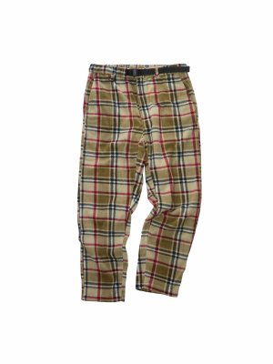 <img class='new_mark_img1' src='//img.shop-pro.jp/img/new/icons14.gif' style='border:none;display:inline;margin:0px;padding:0px;width:auto;' />AiE EZ PANT - PLAID FLEECE