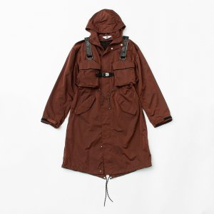 <img class='new_mark_img1' src='//img.shop-pro.jp/img/new/icons14.gif' style='border:none;display:inline;margin:0px;padding:0px;width:auto;' />JieDa × ellesse MILITARY COAT (BRO)