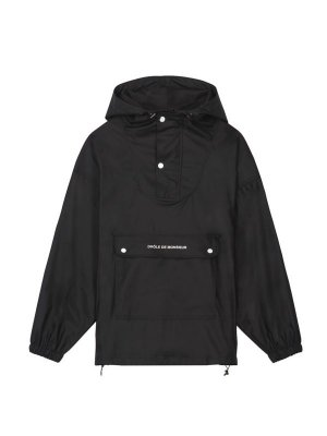 <img class='new_mark_img1' src='//img.shop-pro.jp/img/new/icons14.gif' style='border:none;display:inline;margin:0px;padding:0px;width:auto;' />DROLE DE MONSIEUR        Waterproof Paneled Anorak