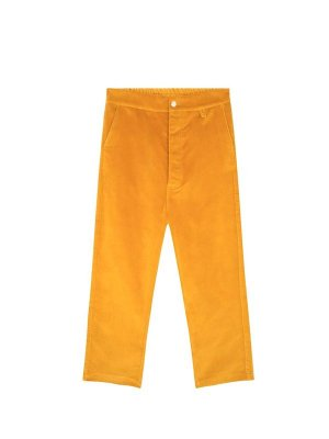 <img class='new_mark_img1' src='//img.shop-pro.jp/img/new/icons14.gif' style='border:none;display:inline;margin:0px;padding:0px;width:auto;' />DROLE DE MONSIEUR   Baggy Velvet Pants