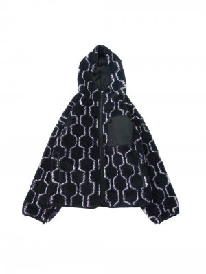 <img class='new_mark_img1' src='//img.shop-pro.jp/img/new/icons14.gif' style='border:none;display:inline;margin:0px;padding:0px;width:auto;' />ROTOL BIG BOA ZIP HOODIE HEXAGON